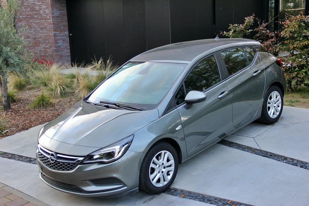 Opel Astra 1.0 Turbo EcoFlex Edition