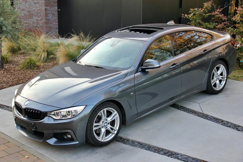 BMW 420dAS met M-Sportpakket