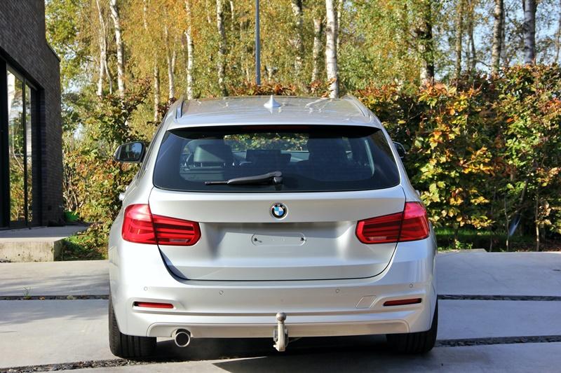BMW 318dA Touring
