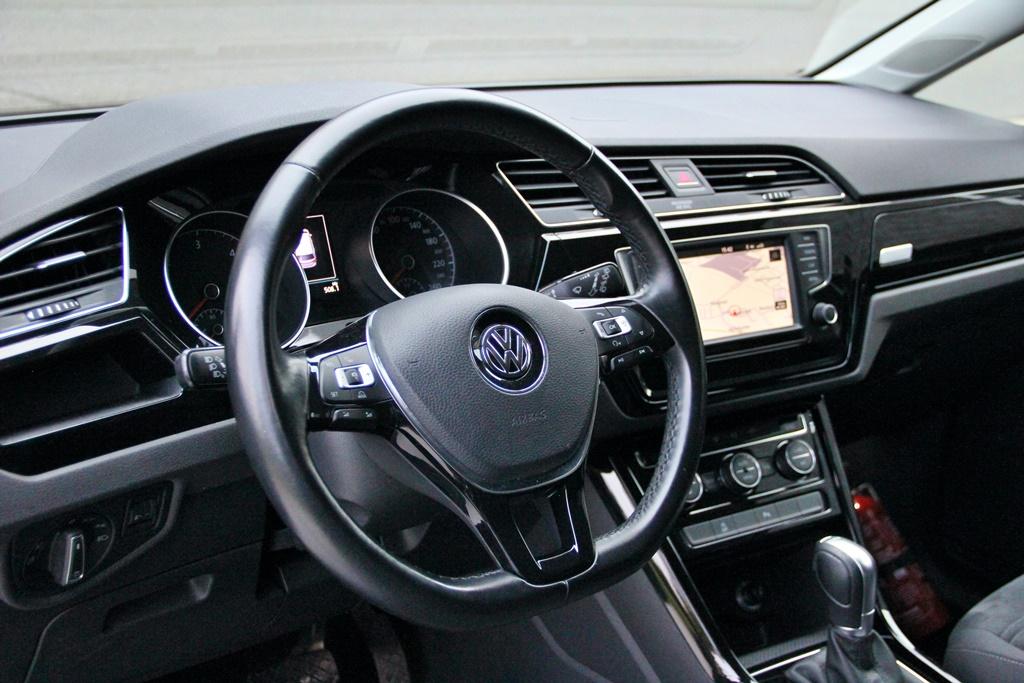 Volkswagen Touran 1.6 DSG TDI Highline