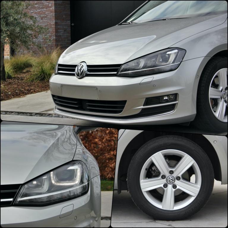 Volkswagen Golf Variant 1.6 TDI DSG-automaat Highline