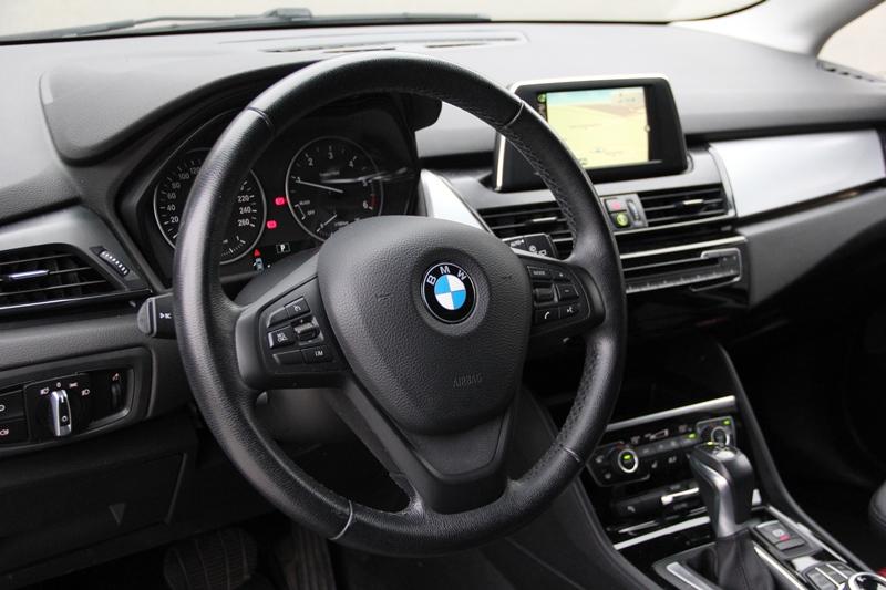 BMW 218dA Active Tourer